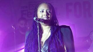 Download Lalah Hathaway ad libs, scats, hits HARMONY NOTES BY HERSELF@ Essencefest 2016 Video