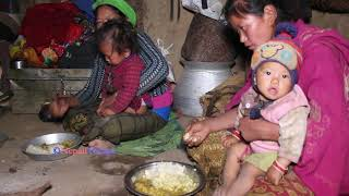 Download Cooking local chicken and eating together in team ll village local chicken recipe ll rural life Video