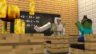 Download (FUNNY) Minecraft: Monster School- Top 5 Monster School Animations (2016) #3 Video