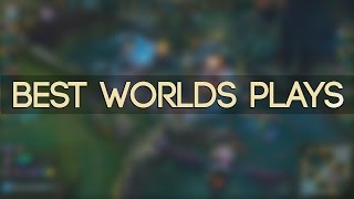 Download BEST WORLDS PLAYS 2016 | (League of Legends) Video