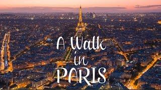 Download A Walk in Paris - Timelapse project, France   Париж, Франция. Достопримечательности Парижа. Video