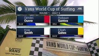 Download 2016 Vans World Cup: Round One, Heat 5 Video