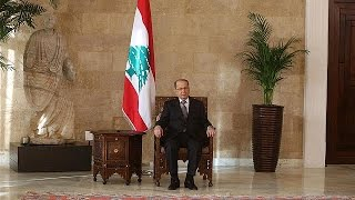 Download Lebanon's political vacuum finally filled - world Video
