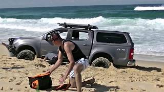 Download LAND ROVER DISCOVERY RECOVERY WEEKEND Video