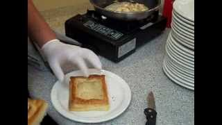 Download Escargot in a Puff Pastry Voule A Vent Video