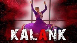 Download Ghar More Pardesiya - Kalank | Classical Dance | Kinnari Chudasama | Pritam | Aaren Entertainment Video