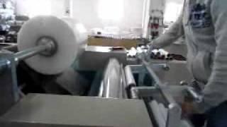 Download Stretch film & Aluminum foil rewinding machine.wmv Video