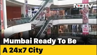 Download Mumbai Goes 24x7 From Monday Video