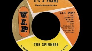 Download The Spinners ~ It's A Shame 1970 Disco Purrfection Version Video