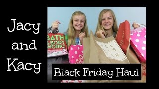 Download Black Friday Haul 2015 ~ Jacy and Kacy Video