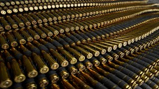 Download How the bullets are made in USA factories ? weaponry military power American 美國子彈工廠製作流程 Video