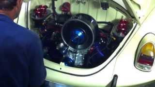 Download Motor Fusca com Kit Porsche - Primeira Acelereda Video