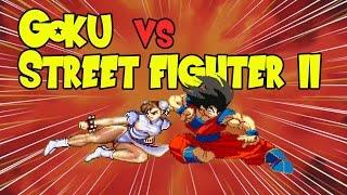 Download Goku VS Street Fighter 2 Video