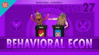 Download Behavioral Economics: Crash Course Economics #27 Video