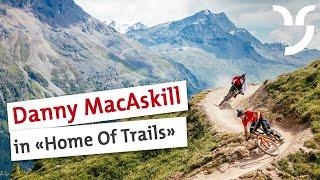 Download Danny MacAskill & Claudio Caluori: Home of Trails Video
