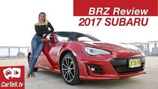 Download 2017 Subaru BRZ Review | CarTell.tv Video