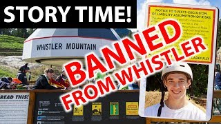 Download That Time I Got BANNED from the Whistler Bike Park - Story Time | Jordan Boostmaster Video