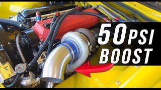 Download 1300hp Nissan RB30 VL turbo Video