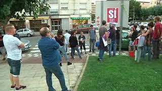 Download Enfrontaments a Sant Pere i Sant Pau per la penjada de cartells de l'1-O Video