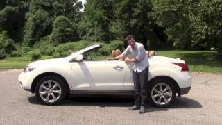Download Nissan Murano CrossCabriolet: A Review Video