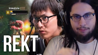 Download Imaqtpie - DESTROYING DOUBLELIFT (EMBARRASSINGLY ONE SIDED) Video