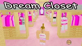 Download Dress Up In Barbies Giant Clothing Closet - Roblox Life In The Dreamhouse Mansion + Fashion Frenzy Video