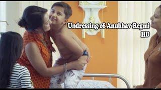 Download Undressing of Anubhav Regmi Video