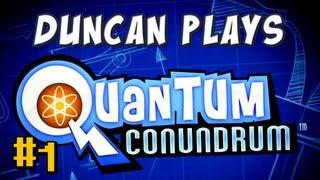 Download Duncan Plays - Quantum Conundrum - Part 1 Video