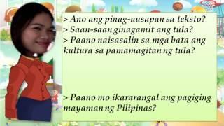 Download VIDEO LESSON SA FILIPINO 3 ARALIN 30 IKALAWANG ARAW Video