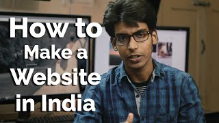 Download How to Create a Website, QUICK & EASY in India - 7 min Guide Video