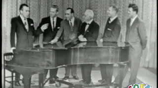 Download New York Yankees Stars Sing ″Take Me Out to the Ball Game″ - 1958 Video