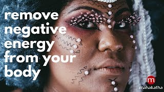 Download NEGATIVE ENERGY REMOVAL FROM BODY WITH MUSIC ❯ (FEAT - KALYANI RAAGA) ❯ Video