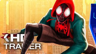 Download SPIDER-MAN: INTO THE SPIDER-VERSE All Clips & Trailers (2018) Video