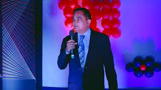 Download An incredible tale of innovations in the Oil Industry | Rabi Bastia | TEDxIITDhanbad Video