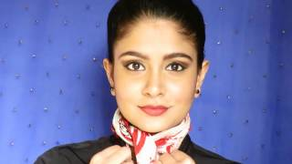 Download Long Lasting Make-Up for Female Cabin Crew/Flight Attendants/Air Hostesses Video
