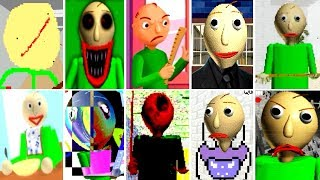 Download 10 NEW Baldi's Basics in Education and Learning Mods Video