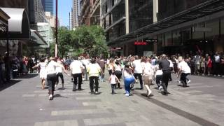 Download Flashmob - Dirty Dancing! Pitt Street Mall, 18 November 2012 Video