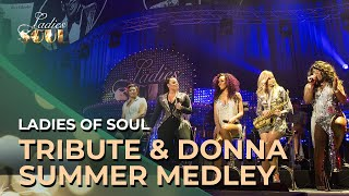 Download Ladies of Soul 2016 | Tribute & Donna Summer Medley Video