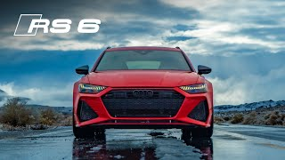 Download 2020 Audi RS6: Road Review - Ready For America! | Carfection 4K Video