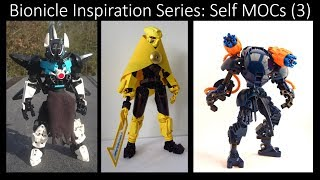 Download Bionicle Inspiration Series Ep 84 Self MOCs (3) Video