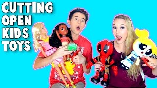Download CUTTING OPEN POPULAR KIDS TOYS Video