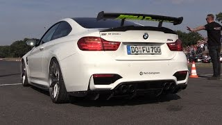 Download 700HP BMW M4 w/ TTE680 Turbocharger - BRUTAL Sounds & Accelerations! Video