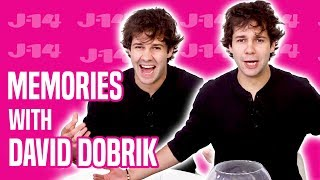Download David Dobrik Talks Dolan Twins, Kylie Jenner, and More | Memory Game Video
