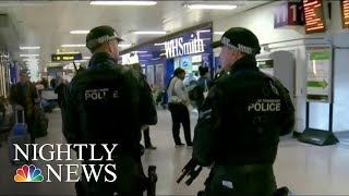 Download London Subway Attack: Police Arrest Teen Suspect | NBC Nightly News Video