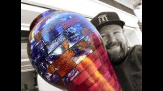 Download Resin & Wood - Turning a Segmented Vase Video