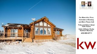 Download 9 Bear Paw Place, Great Falls, MT Presented by Polly and Abby's Great Falls Homes. Video