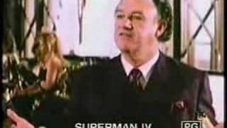 Download Superman IV ( Trailer ) 1987 Video