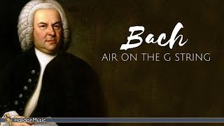 Download Bach - Air on the G String | Classical Piano Music Video
