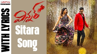 Download Sitara Full Song With English Lyrics || Winner Movie || Sai Dharam Tej , Rakul Preet || Thaman SS Video