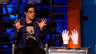 Download Sue Perkins declares her hatred of mime - Room 101: Series 3 Episode 8 - BBC One Video